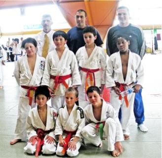 club judo thiais